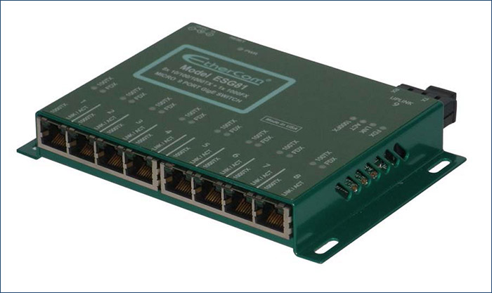 Ethernet Switches | ESG81