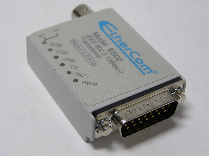 EB02 Ethernet Transceiver