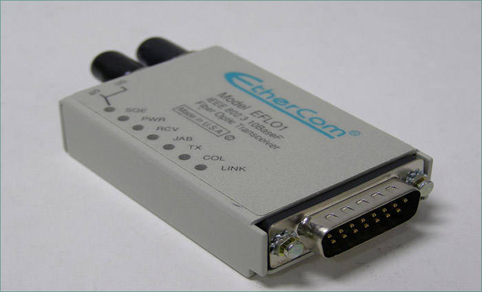 EFL01 Ethernet Transceiver