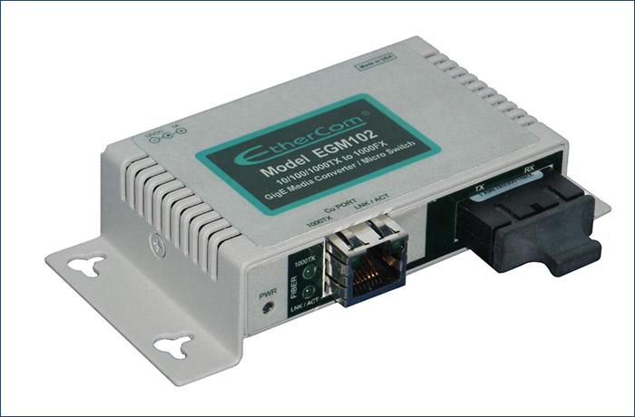 Ethernet Media Converters | EGM102